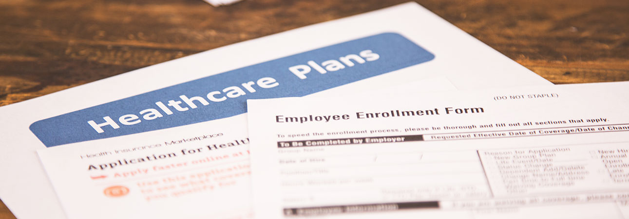 Health care enrollment forms
