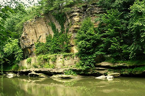 Blackhand Gorge nature preserve
