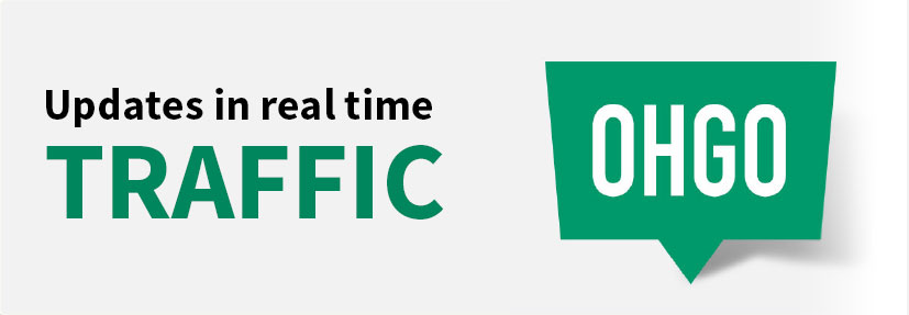 Traffic updated in real time